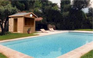Pool House Douglas Fabrice Trehoux de jour