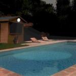 Pool House Douglas Fabrice Trehoux de nuit