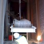 Modification de deux convoyeurs chez Ferropem La Léchère