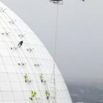 Levage aérien par hélicoptère avec AB Service