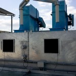 AB Service chantier Euralis 2012 - égrenoirs