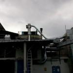 AB Service chantier égrenoirs Euralis 2012