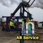 AB Service installe chez Krono France